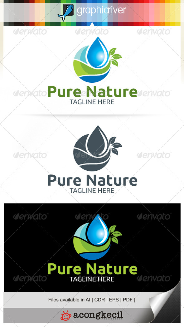 GraphicRiver Pure Nature 7708906