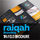 Raiqah Clean Trifold Brochure - GraphicRiver Item for Sale