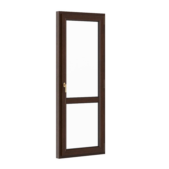 Wooden Window 900mm x 2300mm - 3DOcean Item for Sale