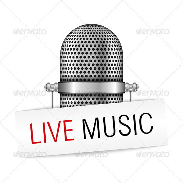 GraphicRiver Live Music Banner 7711904