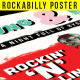 Rockabilly Poster/Flyer - GraphicRiver Item for Sale