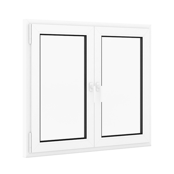 Plastic Window 1322mm x 1120mm - 3DOcean Item for Sale