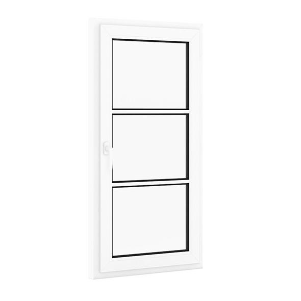 3DOcean Plastic Window 800mm x 1520mm 7712222
