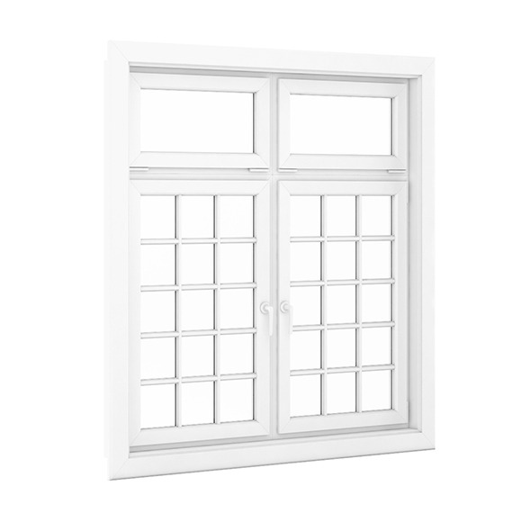3DOcean Plastic Window 1940mm x 2020mm 7712491