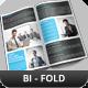 Creative Corporate Bi-Fold Brochure Vol 15 - GraphicRiver Item for Sale