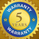 Gold Seal Warranty  - GraphicRiver Item for Sale