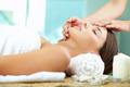 Massaging face