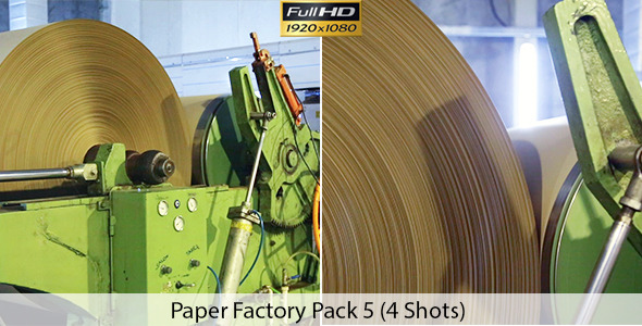 Paper Mill Pack 5