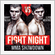 Fight Night - GraphicRiver Item for Sale