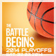 The Basketball Championship Promo Flyer - GraphicRiver Item for Sale