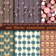 Floral Seamless Pattern Set - GraphicRiver Item for Sale