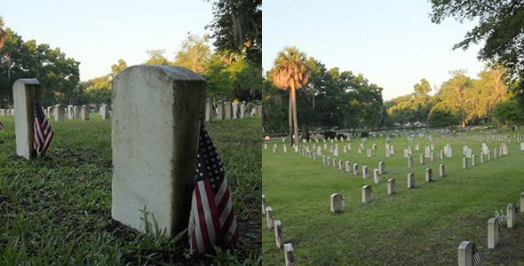 Veteran Graveyard