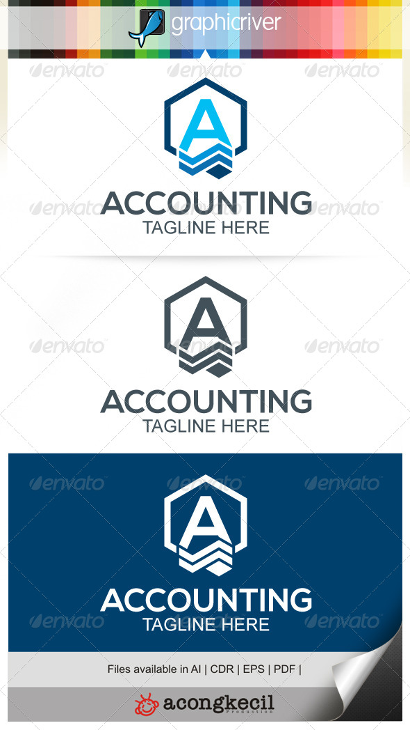 GraphicRiver Accounting 7718735