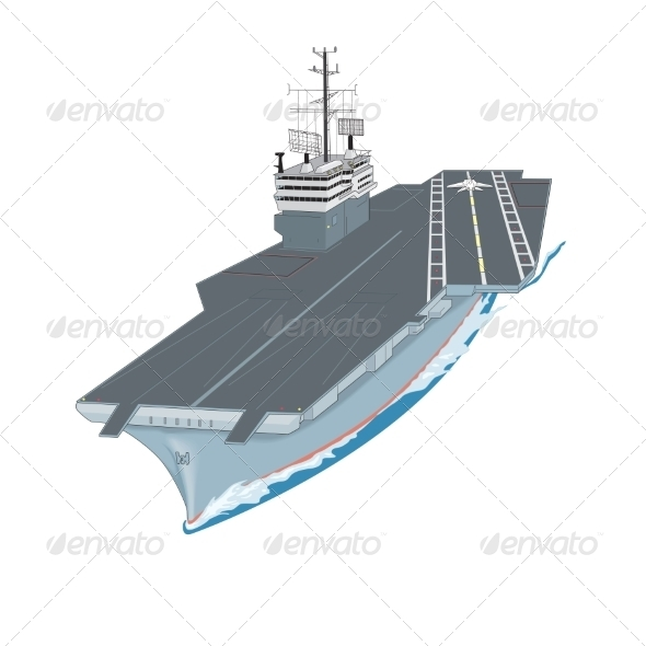 GraphicRiver Supercarrier 7719628