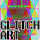 10 Glitch Art Effects - GraphicRiver Item for Sale