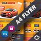 Car Show Flyer Templates - GraphicRiver Item for Sale