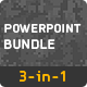 3-in-1 PowerPoint Bundle - GraphicRiver Item for Sale