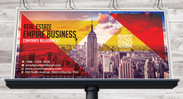 Signage | Billboard Templates