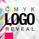 CMYK Logo Reveal - VideoHive Item for Sale