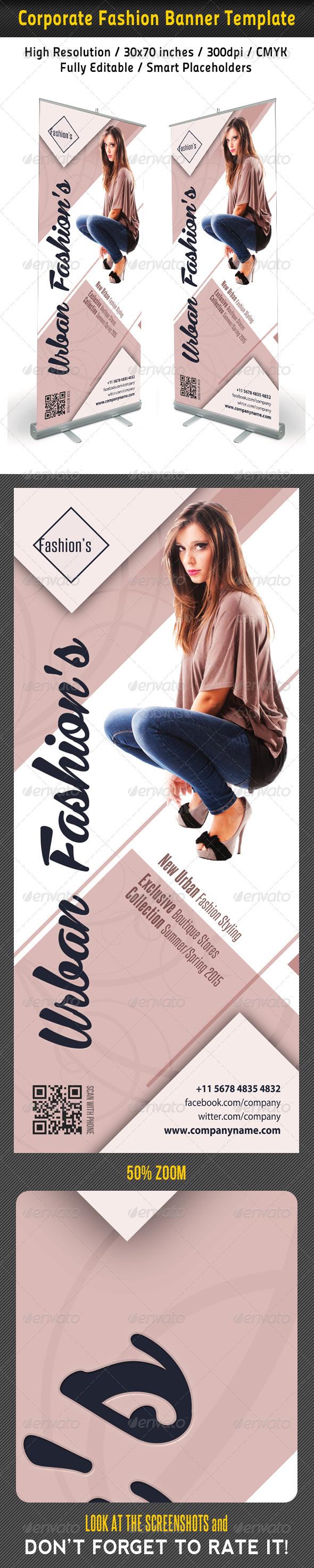 GraphicRiver Fashion Multipurpose Banner Template 49 7723118