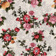 Vector Seamless Floral Pattern with Roses - GraphicRiver Item for Sale
