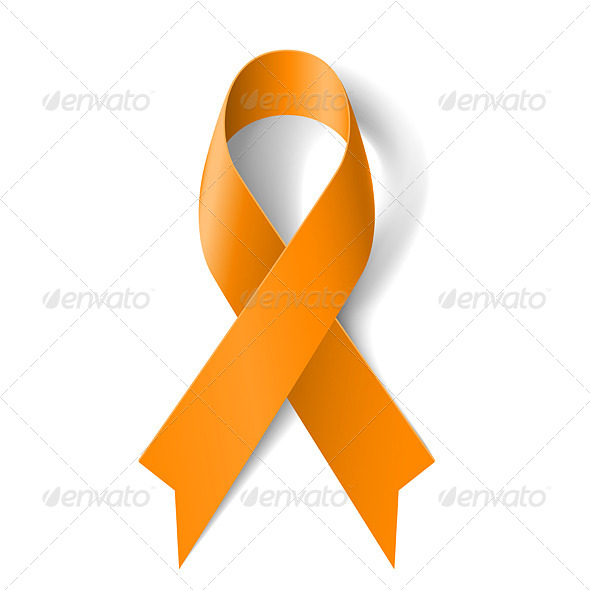 GraphicRiver Orange Ribbon 7724052