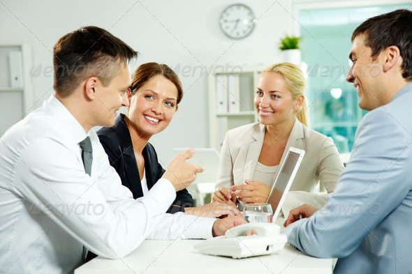 Discussion - Stock Photo - Images