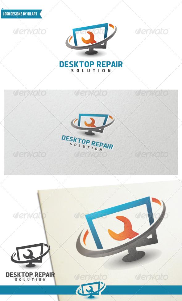 GraphicRiver Desktop Repair Solution 7724481