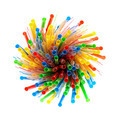 Colored Plastic Drinking Straws - PhotoDune Item for Sale