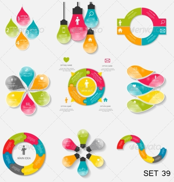 GraphicRiver Collection of Infographic Templates for Business 7724807