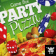 Party Pizza Packaging - GraphicRiver Item for Sale