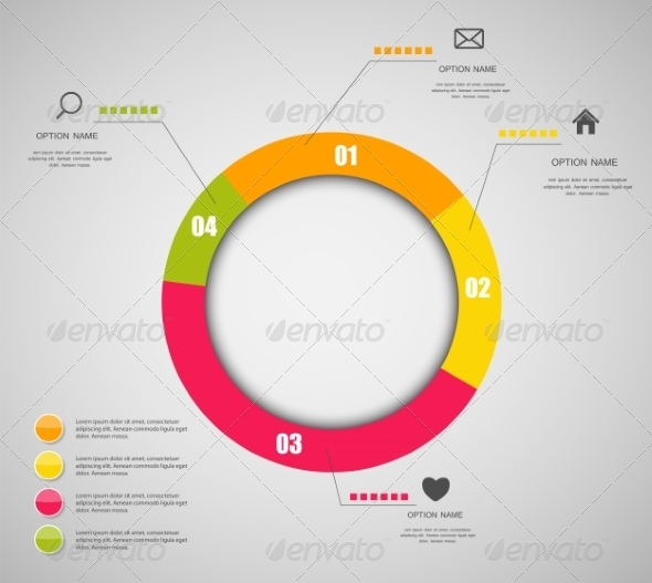 GraphicRiver Infographic Template 7724847