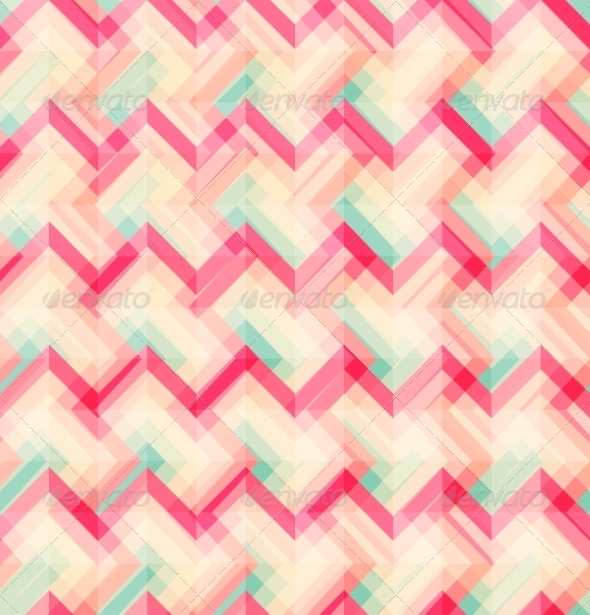 GraphicRiver Geometric Pattern 7724868