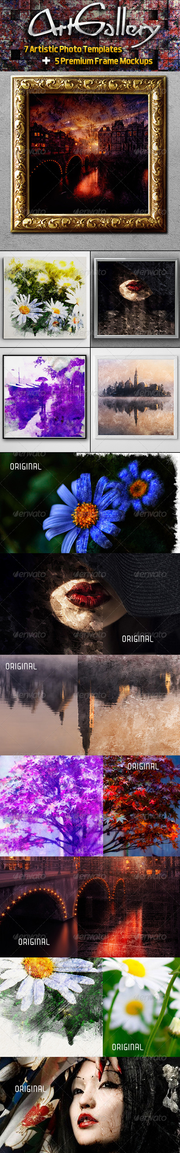 GraphicRiver Art Gallery 7725493