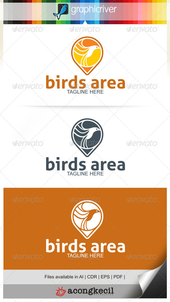 GraphicRiver Bird Area V.2 7725741