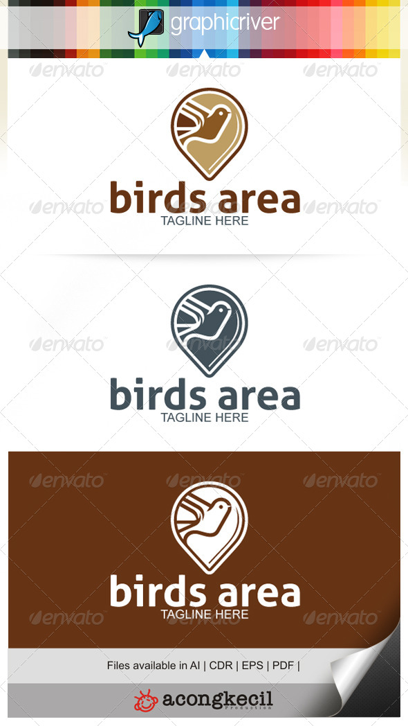 GraphicRiver Bird Area V.3 7725754