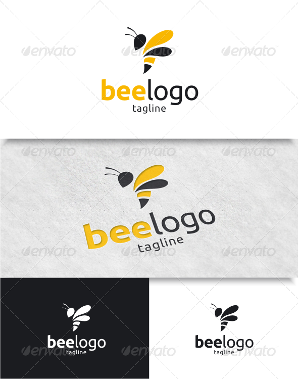 GraphicRiver Bee Logo 7727318
