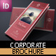 Vintage Corporate Brochure - GraphicRiver Item for Sale
