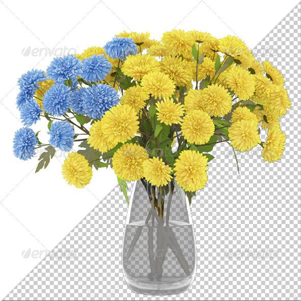 GraphicRiver Flowers Bouquet 7729806