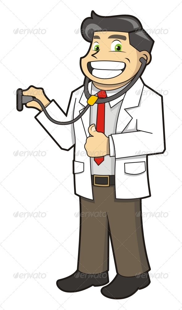 GraphicRiver Doctor Good 7729811