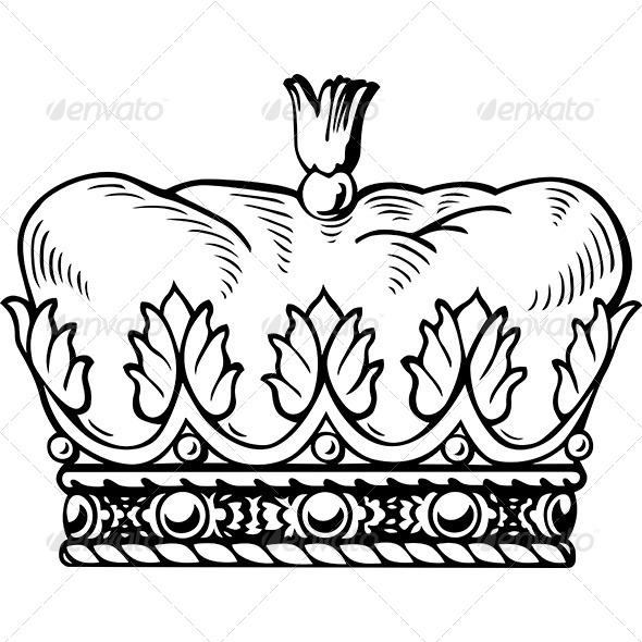 GraphicRiver Crown 7730464