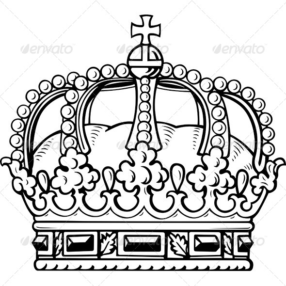 GraphicRiver Crown 7730468