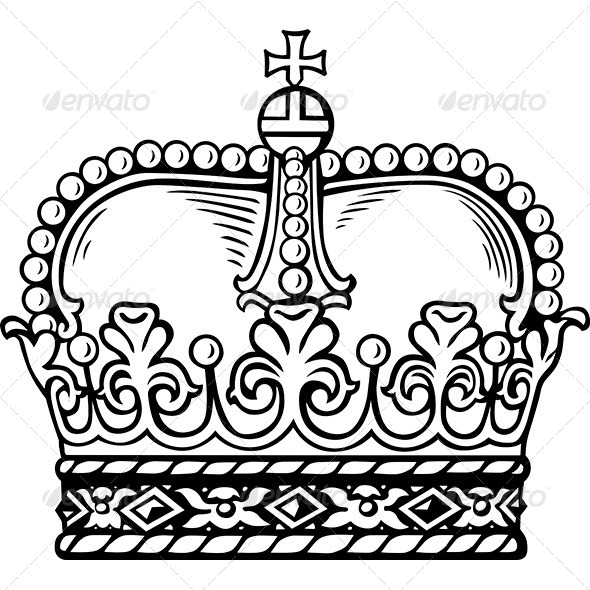 GraphicRiver Crown 7730484