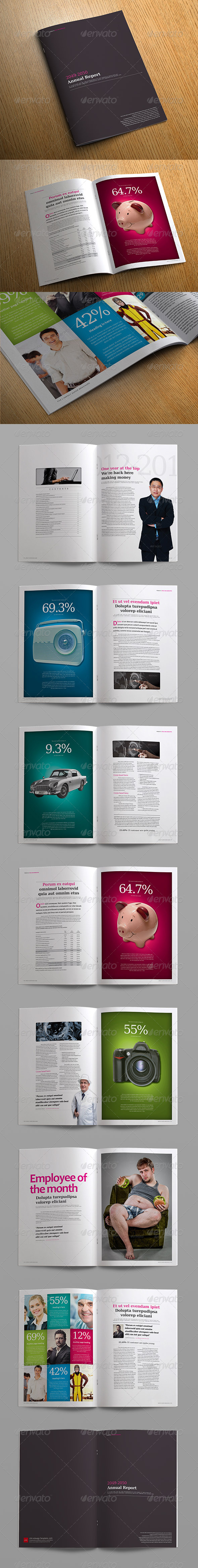 Impact Annual Report/Corporate Brochure - Corporate Brochures