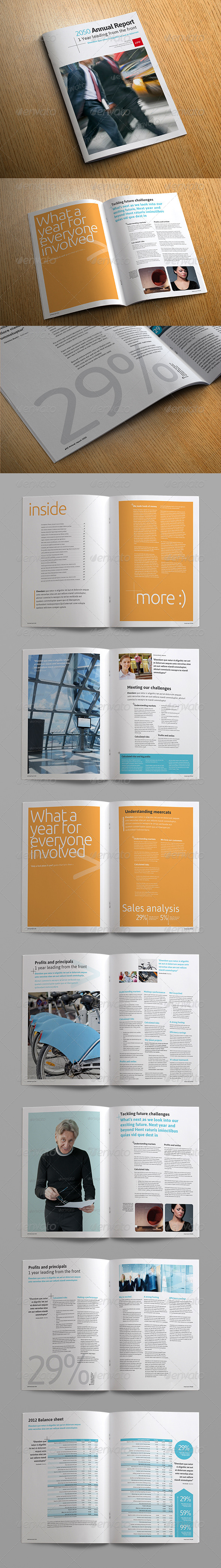Annual Report / Corporate Brochure - Informational Brochures