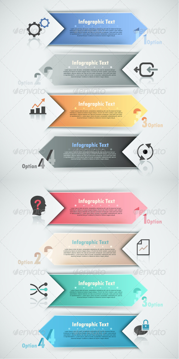 GraphicRiver Modern Infographic Options Banner 2 Versions 7731420