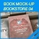MyBook Mock-up - Bookstore Edition 04 - GraphicRiver Item for Sale