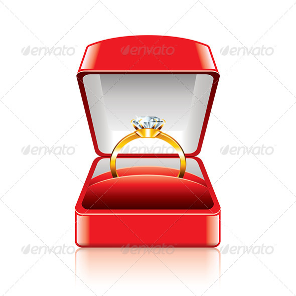 GraphicRiver Wedding Ring 7733898