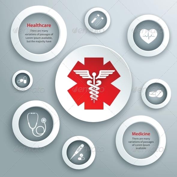 GraphicRiver Medical Paper Symbols 7734051