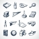 School Sketch Icons - GraphicRiver Item for Sale